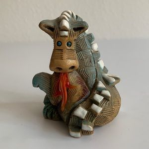 Vintage Artesania Rinconada Dragon